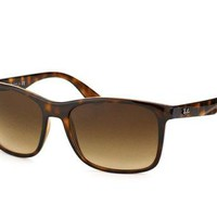 Cheap Authentic Ray Ban Sunglasses RB4232 710/13 Brown Frames Brown Gradient Lens 57MM outlet