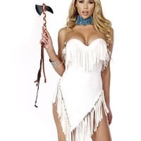 Fabulous Feathers Sexy Native American Costume