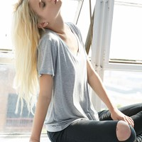 Nollie Short Sleeve Relaxed V-Neck T-Shirt at PacSun.com