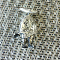 Silver Mexican Figural Sterling Vintage latin america trible