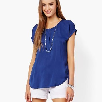 Silky Chic Blouse   Fashion Apparel and Clothing – Shirts and Tops – Pool Side   charming charlie