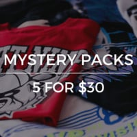 5 Tees For $30 - Assorted