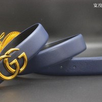 Gucci Belt Men Women Fashion Belts 537602