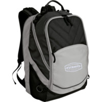 The Ultimate Fan Of The New England Patriots Embroidered Laptop Computer Backpack