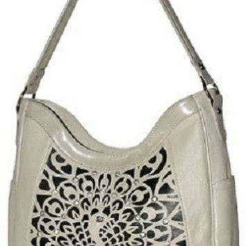 Rhinestone Peacock Hobo Handbag (Other colors available)
