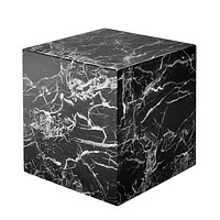 Black Marble Side Table | Eichholtz Cube Link