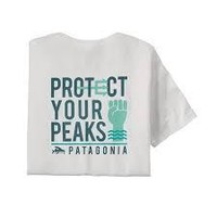 Patagonia Protect The Peak Tee