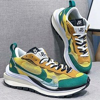 Sacai x Nike Pegasus VaporFly SP New fashion hook print couple shoes
