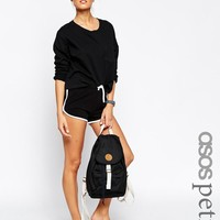 ASOS Petite | ASOS PETITE Basic Cotton Shorts with Contrast Binding at ASOS
