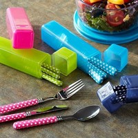 Gear-Up Lunch Utensils | PBteen