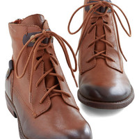 ModCloth Menswear Inspired Aesthetic Instincts Bootie