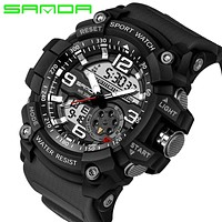 Military Watch Men Waterproof Sport Watch For Mens Watches Top Brand Luxury Clock Camping