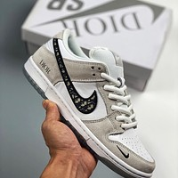 """Nike Dunk SB Low """"Chicago"""" all-match casual low-top sneakers shoes"""