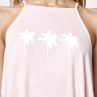 LA Hearts V-Back Goddess Neck Tank Top at PacSun.com