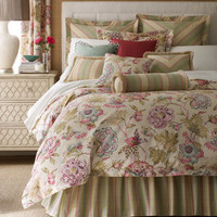 """ROSE TREE - """"Coventry"""" Bed Linens - Horchow"""