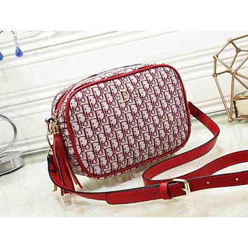 DIOR fashion casual shopping bag is a hot seller with small printed shoulder bag #1
