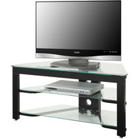 Walmart: Convenience Concepts Designs2Go Wood and Glass TV Stand for TVs up to 46""
