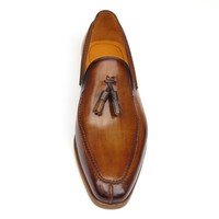 Patina Monks Derby Oxfords Brogues loafers Mens Shoes | StyleDotty