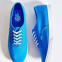 Vans Authentic Lo Pro Vintage Sneaker- Blue W
