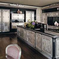Classic style kitchen FENICE Eternity Collection by Cadore Arredamenti