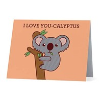 I Love You-calyptus