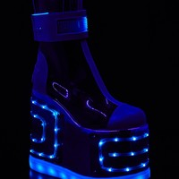 Motherboard Light-Up Platform Boots