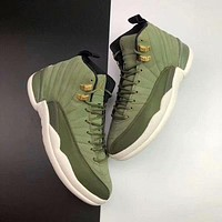 Air Jordan 12 Retro Graduation Pack CP3 ¡°Back to School¡± Collection Chris Paul ¡°Class of 2003¡±