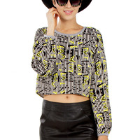 Electric City Top