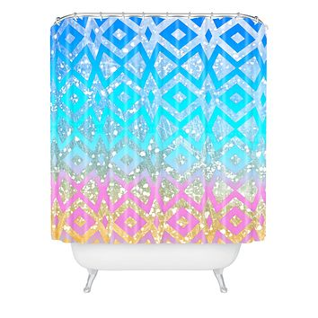 Lisa Argyropoulos Shades Shower Curtain