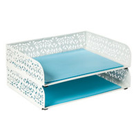 Brocade Stackable Letter Tray