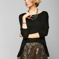 Lucca Couture Sequin Pull-On Short - Urban Outfitters