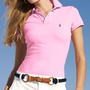 Image of Trendsetter POLO Women Casual Shirt Top Tee
