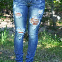 The Carly Skinny Jean