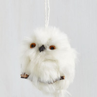 Owls Forest to Arrive Ornament in Owl by ModCloth