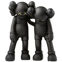 🚨KAWS Black Along the Way Companion - 100% Authentic Brand New ✅FREE SHIPPING