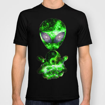 Ganja Overlord T-shirt by Nate4D7 | Society6