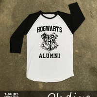 Hogwarts Alumni Harry Potter T-Shirt - Gift for friend - Present