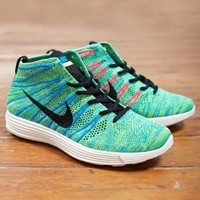 Lunar Flyknit Chukka Blue Glow Was $220, Now | Up There Store