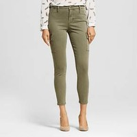 Women's Utility Pant Olive - Mossimo™