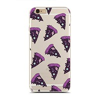 for iPhone 5C - Super Slim Case - Pizza - Galaxy Pizza - Pizza Pattern - Foodaholic - Funny Phone Case (C) Andre Gift Shop