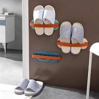 Wall-Mounted Shoe Storage Racks