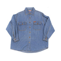 Vintage Jordache Buttondown