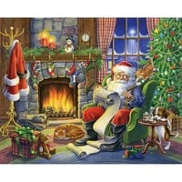Naughty or Nice Christmas Jigsaw Puzzle - Puzzle Haven
