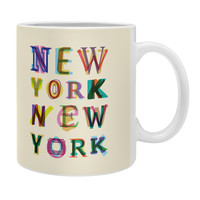 Fimbis New York New York Coffee Mug