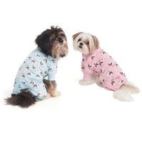 Lamb Print Pet Pajamas