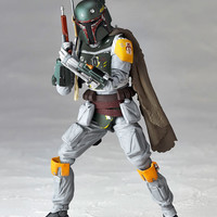 New in box Star Wars Boba Fett figure toy Force Awakens Battlefront Rogue One old republic figurine toy moveable