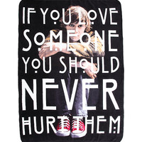 American Horror Story Tate Love Someone Comfy Throw