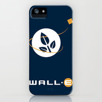 Wall • E iPhone Case by Citron Vert | Society6