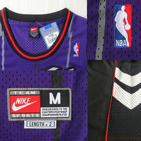 Vince Carter 15 Toronto Raptors Rare Swingman Vince Carter Nba Jersey Sport Basketball Jersey All Stitched and Sewn Jersey Any Size S - XXL