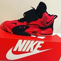 Nike Air Max Speed Turf Hot Sale Men Women Casual Sport Running Shoes Sneakers Red